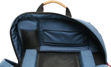 Porta-Brace CTC-MINI  Blue Traveler Camera Case CTC-MINI