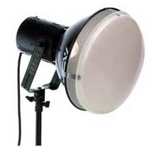 """Smith Victor Corp DP5  Diffuser for 5"""" Lights, Clip-on DP5"""