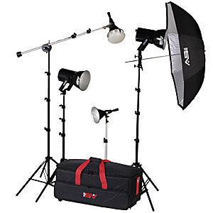 Smith Victor Corp K84 Light Kit 1000W UC Portraiture K84