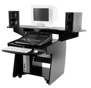 Omnirax CODA Mixer Workstation CODA