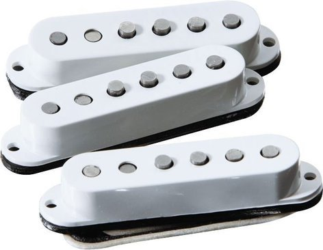 Custom Shop Texas Special Stratocaster Pickups By Fender 099 2111