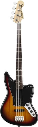 Squier (Fender) Vintage Modified Jaguar Special Bass Electric Bass Guitar SQUIER-JAGBASS-VMSPC