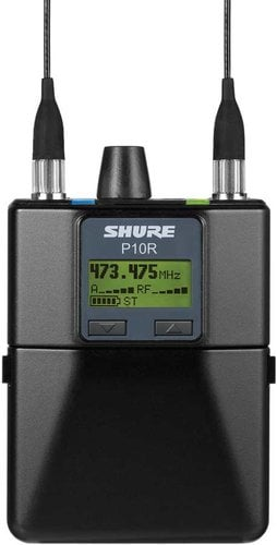 Shure P10R Bodypack Receiver for the PSM1000 System P10R