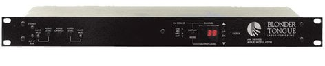 Blonder-Tongue AM-60-550 Agile Audio/Video Modulator with Emergency Alert System AM60-550