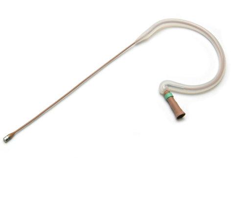 Countryman E6IOW6T-MO E6i Earset Microphone for wireless, -10dB, Light Beige, (No Cable) E6IOW6T-MO