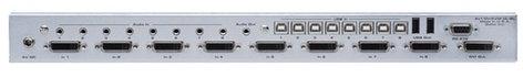 Gefen Inc EXT-DVIKVM-841DL  8x1 DVI KVM Switcher EXT-DVIKVM-841DL