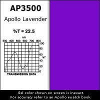 "Apollo Design Technology AP-GEL-3500 Gel Sheet, 20""x24"", Apollo Lavender AP-GEL-3500"