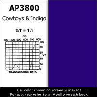 "Apollo Design Technology AP-GEL-3800 Gel Sheet, 20""x24"", Cowboys & Indigo AP-GEL-3800"