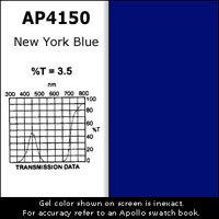 "Apollo Design Technology AP-GEL-4150 Gel Sheet, 20""x24"", New York Blue AP-GEL-4150"