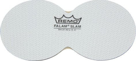 Remo KS0006-PH  Falam Slam Double Kick Pad for Bass Drum Heads KS0006-PH