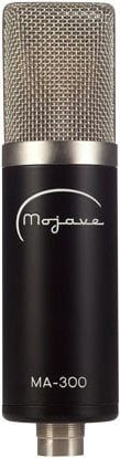 Mojave Audio MA-300 Large Diaphragm Tube Condenser Microphone MA300-MOJAVE