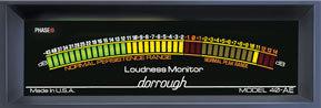 Dorrough Electronics 40-AE  Loudness Meter w/range to-43dB  40-AE