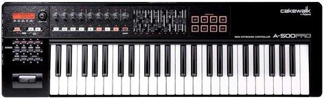 Roland A500-PRO-R Professional 49-Key USB MIDI Keyboard Controller for Mac or PC A500-PRO-R