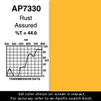 "Apollo Design Technology AP-GEL-7330 Gel Sheet, 20""x24"", Rust Assured AP-GEL-7330"