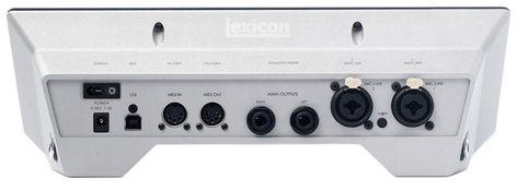 Lexicon I-O-22  2x2 USB 2.0 Desktop Recording Studio I-O-22