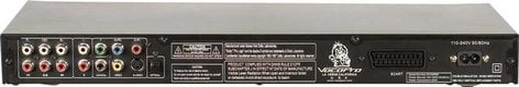 VocoPro DVX-668K Karaoke Player, Multi-Format DVX-668K