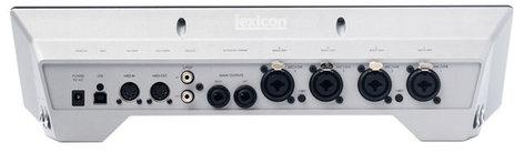 Lexicon I-O-42  4x4 USB 2.0 Desktop Recording Studio I-O-42