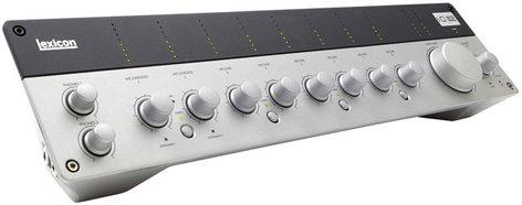 Lexicon I-O 82 8x2 USB 2.0 Desktop Recording Studio I-O-82