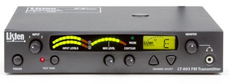 Listen Technologies LT803-072  Stationary Transmitter 3 Ch  LT803-072