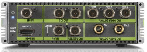 Grass Valley ADVC-G2 HDMI & SDI to Analog & SDI Multi-Functional Converter/Downconverter with Frame Synchronizer ADVC-G2