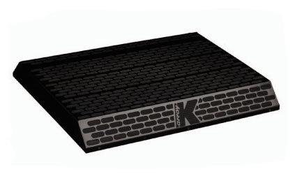"K-Array KJ50VB 36 x 2"" 200W Low-Profile Variable Beam Speaker KJ50VB"