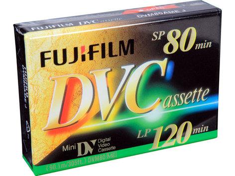 Fuji DVCM80 DVC Video Fuji  23030080 DVCM80