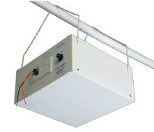 "Atlas Sound M1000-W  712 Cubic Inch, 8"" Masking Speaker System, White M1000-W"