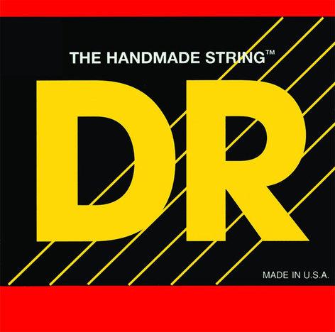 DR Strings LR5-40 Light Hi-Beam Stainless Steel 5-String Electric Bass Strings LR5-40