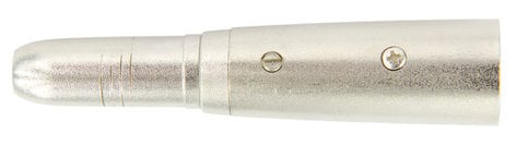"""Cable Up by Vu PF3-XM3-ADPTR 1/4"""" TRS Female to XLR Male Adapter PF3-XM3-ADPTR"""
