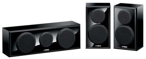 Yamaha NS-P150PN 3 Speaker System Package NS-P150PN