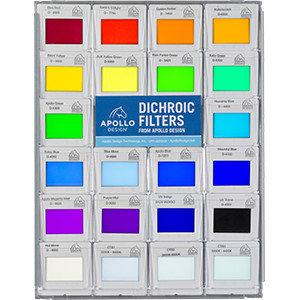 Apollo Design Technology DI-GLASS-KIT Dichroic Glass Kit DI-GLASS-KIT
