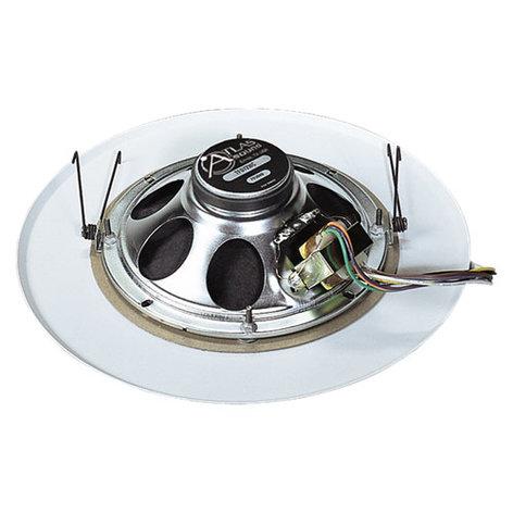 Atlas Sound TFD72WC Pre-assembled baffle, 5 oz. Loudspeaker, 25/70.7V-4W xfmr/T62-8 TFD72WC