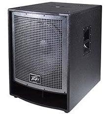 "Peavey QW118 QW Series Enclosure with 18"" Woofer, 4"" Voice Coil QW118"