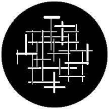Rosco Laboratories 74005 Symmetric 5 Gobo 74005