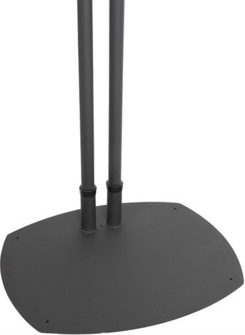 "Premier PSD-TL72B Black Dual Pole Plasma Screen Floor Stand, with 72"" Poles PSD-TL72B"