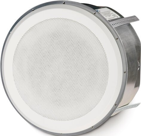 QSC AD-C820R-SYSTEM  Loudspeaker System: 1 AD-C820 Baffle, 1 AD-C800BB Backcan, 1 AD-C800RG Round White Grille AD-C820R-SYSTEM