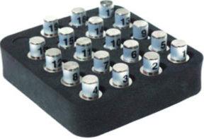 Platinum Tools T120C-PLATINUM 19-Piece VDV MapMaster Coax Remote Set for T119C Tester T120C-PLATINUM
