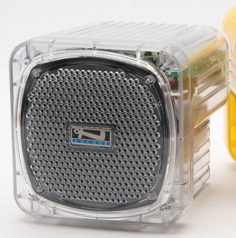 Anchor AN-MINI-CLEAR Portable Sound System/Clear AN-MINI-CLEAR