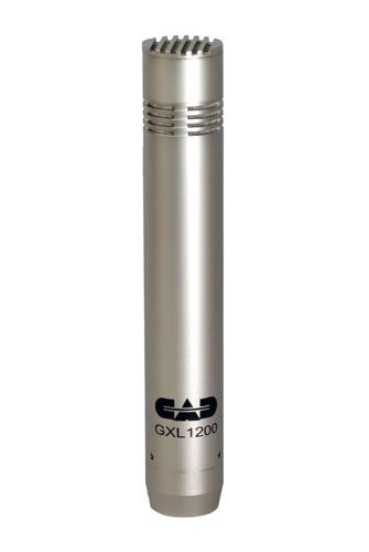 CAD Audio GXL1200 Small Diaphragm Cardioid Condenser Mic GXL1200