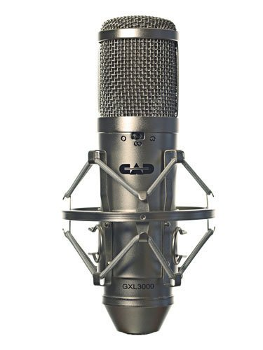 CAD Audio GXL3000 Large Diaphragm Multi-Pattern Condenser Microphone GXL3000