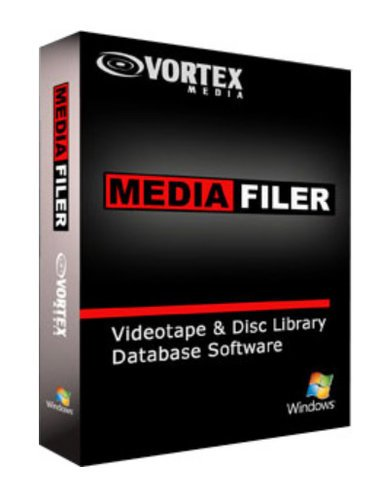 Vortex Media MF MediaFiler 3.0 Tape/Disk Library MF