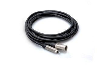 Hosa HRX-020  Unbalanced Interconnect, RCA to XLR, 20ft HRX-020