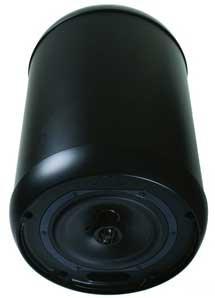 Tannoy OCV8-B  Pendant Speaker, Black, 8001-6070 OCV8-B