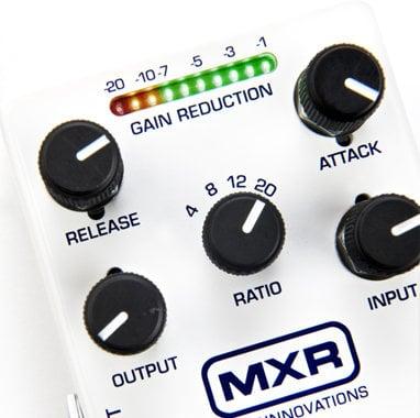 MXR Pedals M87 Bass Compressor Effects Pedal M87-MXR