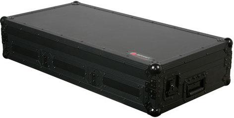 Odyssey FZ10CDJWBL  Black Label DJ Coffin with Wheels FZ10CDJWBL