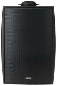 "Tannoy DVS 4 4"" Surface Mount Speaker in Black DVS4-B"