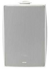 "Tannoy DVS4-WHT 4"" Surface Mount Speaker, White, 8001-6711 DVS4-WHT"