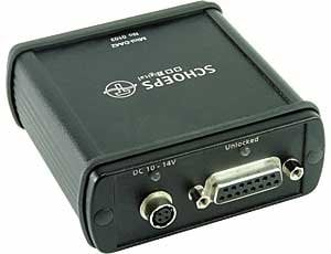 Schoeps SUPER-CMIT-2U-DA42 Mic W/AES42 Powering Box SUPER-CMIT-2U-DA42