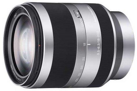 Sony SEL-18200 Zoom Lens 18MM-200MM SEL18200