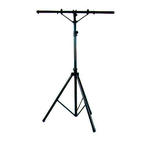ADJ LTS-2 12 ft. Black Tripod Stand with T-Bar LTS-2